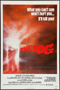 "Movie Posters:Horror, The Fog (Avco Embassy, 1980). One Sheet (27"" X 41"") Style A. Horror.. ..."