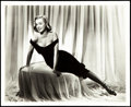 """Movie Posters:Miscellaneous, Marilyn Monroe in The Asphalt Jungle (MGM, 1950). Pinup Photo (8"""" X 10""""). Miscellaneous.. ..."""