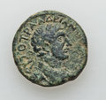 Ancients:Roman Provincial , Ancients: PHOENICIA. Dora. Hadrian (AD 117-138). Æ 24mm (10.28gm)....