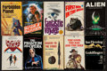 Movie Posters:Science Fiction, Forbidden Planet & Others Lot (Paperback Library, 1967).Paperback Books (60) & Hard Cover Books (6) (Multiple Pages,Variou... (Total: 66 Items)
