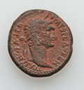 Ancients:Roman Provincial , Ancients: JUDAEA. Sepphoris (Diocaesarea). Trajan (AD 98-117). Æ25mm (15.87 gm)....