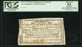 Colonial Notes:New Hampshire, New Hampshire November 3, 1775 40s Contemporary Counterfeit PCGSApparent About New 53.. ...