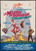 "Movie Posters:Academy Award Winners, The Sound of Music (20th Century Fox, 1965). Belgian (17.5"" X 25""). Academy Award Winners.. ..."