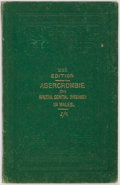 Books:Medicine, Robert Abercrombie. A Popular Treatise on the Anatomy,Physiology, & Pathology of the Genital Organs in Males.Londo...