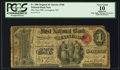 National Bank Notes:Kentucky, Lexington, KY - $1 Original Fr. 380 The First NB Ch. # 760. ...