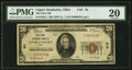 National Bank Notes:Ohio, Upper Sandusky, OH - $20 1929 Ty. 1 The First NB Ch. # 90. ...