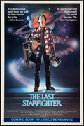 "Movie Posters:Science Fiction, The Last Starfighter (Universal, 1984). One Sheet (27"" X 41"")Advance. Science Fiction.. ..."
