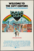 "Movie Posters:Science Fiction, Logan's Run (MGM, 1976). One Sheet (27"" X 41""). Science Fiction....."
