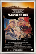"""Movie Posters:War, March or Die and Others Lot (Columbia, 1977). One Sheets (3) (27"""" X41"""") Advance. War.. ... (Total: 3 Items)"""