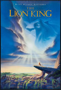 """Movie Posters:Animation, The Lion King (Buena Vista, 1994). One Sheet (27"""" X 40""""). DS Advance. Animation.. ..."""
