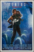 "Movie Posters:Science Fiction, Aliens (20th Century Fox, 1986). One Sheet (27"" X 41""). ScienceFiction.. ..."