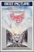 "Movie Posters:Fantasy, Brazil (Universal, 1985). One Sheet (27"" X 41"") Best Picture Style.Fantasy.. ..."