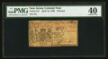 Colonial Notes:New Jersey, New Jersey April 12, 1760 £6 PMG Extremely Fine 40.. ...