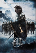 """Movie Posters:Fantasy, Snow White and the Huntsman (Universal, 2012). One Sheets (3) (27""""X 40"""") DS Advances Snow White, The Huntsman, & Ravenna St...(Total: 3 Items)"""