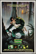 "Movie Posters:Horror, Swamp Thing (Embassy, 1982). One Sheet (27"" X 41""). Horror.. ..."