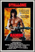 "Movie Posters:Action, Rambo: First Blood Part II (Tri-Star, 1985). One Sheet (27"" X 41"").Action.. ..."