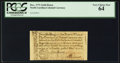 Colonial Notes:North Carolina, North Carolina December, 1771 2s6d House PCGS Very Choice New 64.. ...