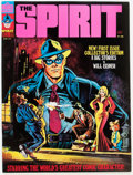 Magazines:Superhero, The Spirit #1 (Warren, 1974) Condition: VF+....