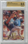 Baseball Cards:Singles (1970-Now), 1994 Flair Alex Rodriguez #340 Beckett Gem Mint 9.5. The #1 pick inthe amateur draft in 1993 was a 17-year-old Alex Rodrig...