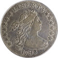 Early Dimes, 1798 10C Small 8 XF40 PCGS....