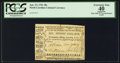 Colonial Notes:North Carolina, North Carolina April 23, 1761 20s PCGS Apparent Extremely Fine 40.....