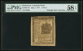 Colonial Notes:Delaware, Delaware May 1, 1777 4d PMG Choice About Unc 58 EPQ.. ...