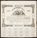 Confederate Notes:Group Lots, Ball 86 90, 92, 93 Cr. 91 $1000 1861 Bond Fine. . ...