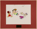Animation Art:Production Cel, Betty Boop Production Cel Animation Art (c. 1960s)....