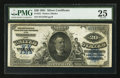 Large Size:Silver Certificates, Fr. 321 $20 1891 Silver Certificate PMG Very Fine 25.. ...