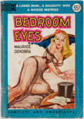 Books:Pulps, Maurice Dekobra. Bedroom Eyes. New York: Avon Novels, 1951.Publisher's wrappers. Toned. Light creasing to wrappers,...