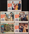 """Movie Posters:Adventure, Reap the Wild Wind (Paramount, 1942 & R-1954). Lobby Cards (5)(11"""" X 14"""") & Photos (2) (8"""" X 10""""). Adventure.. ... (Total: 7Items)"""