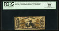 Fractional Currency:Third Issue, Fr. 1355 50¢ Third Issue Justice PCGS Apparent About New 50.. ...