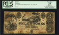 Obsoletes By State:Michigan, St. Clair, MI- The St. Clair and Romeo Rail Road Co. $2 July 1, 1851 G4 Lee STC-2-3. ...