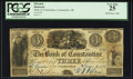 Obsoletes By State:Michigan, Constantine, MI- The Bank of Constantine $3 June 1, 1841 G6 Lee CON-1-4. ...