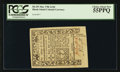 Colonial Notes:Rhode Island, Rhode Island May 1786 2s 6d PCGS Choice About New 55PPQ.. ...