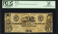 Obsoletes By State:Michigan, St. Joseph, MI- The Commercial Bank of Michigan $5 Jan. 1, 1838 G8 Lee STJ-2-4. ...