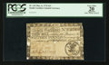 Colonial Notes:South Carolina, South Carolina March 6, 1776 £15 PCGS Apparent Very Fine 20.. ...