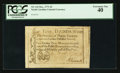 Colonial Notes:North Carolina, North Carolina December, 1771 £5 PCGS Extremely Fine 40.. ...
