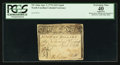 Colonial Notes:North Carolina, North Carolina April 2, 1776 $10 Cupid PCGS Apparent Extremely Fine40.. ...