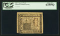 Colonial Notes:Delaware, Delaware January 1, 1776 5s PCGS Choice New 63PPQ.. ...