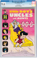 Silver Age (1956-1969):Humor, Little Dot's Uncles and Aunts #1 File Copy (Harvey, 1961) CGC NM+ 9.6 Off-white pages....