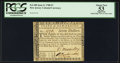 Colonial Notes:New Jersey, New Jersey June 9, 1780 $7 PCGS Apparent About New 53.. ...