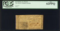 Colonial Notes:New Jersey, New Jersey December 31, 1763 12s PCGS New 62PPQ.. ...