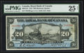 Canadian Currency: , Montreal, PQ- The Royal Bank of Canada $20 Jan. 2, 1913 Ch. # 630-12-12. ...