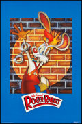 """Movie Posters:Animation, Who Framed Roger Rabbit (One Stop Posters, 1987). CommercialPosters (4) (23"""" X 35""""). Animation.. ... (Total: 4 Items)"""