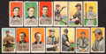Baseball Cards:Lots, 1909-11 T206 White Borders Group (13) - Chicago Cubs. ...