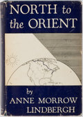 Books:Travels & Voyages, Anne Morrow Lindbergh. North to the Orient. New York: Harcourt, Brace and Co., 1936. With maps by Charles Lindberg...
