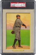 Baseball Cards:Singles (Pre-1930), 1910-11 T3 Turkey Red Cy Young #42 PSA VG-EX+ 4.5....