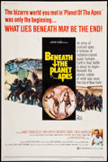 """Movie Posters:Science Fiction, Beneath the Planet of the Apes (20th Century Fox, 1970). Poster(40"""" X 60""""). Science Fiction.. ..."""