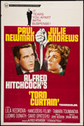 """Movie Posters:Hitchcock, Torn Curtain (Universal, 1966). Poster (40"""" X 60""""). Hitchcock.. ..."""